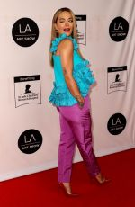 RITA ORA at 26th Annual LA Art Show Opening Night Gala in Los Angeles 07/29/2021