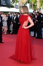 ROSAMUND PIKE at 74th Annual Cannes Film Festival Closing Ceremony 07/17/2021