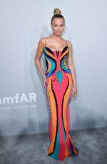 ROSE BERTRAM at Amfar Cinema Against Aids Gala at Cannes Film Festival 07/16/2021