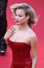 ROSE BERTRAM at The Story of My Wife Screening at 74th Cannes Film Festival 07/14/2021