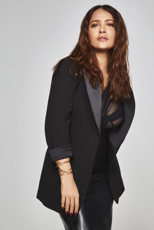 SALMA HAYEK for The Sunday Times Style Magazine, June 2021