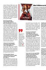 SCARLETT JOHANSSON in Le Figaro TV Magazine, July 2021