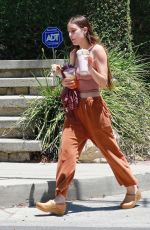 SCOUT WILLIS Out and About in Los Angeles 07/02/2021