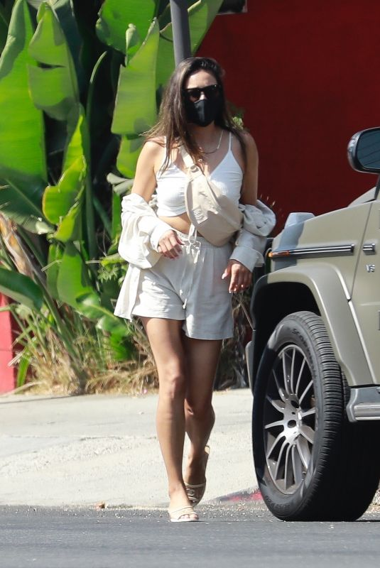 SHAY MITCHELL Out and About in Los Feliz 07/09/2021