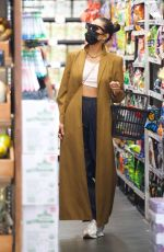 SHAY MITCHELL Shopping for Groceries in Los Angeles 07/19/2021