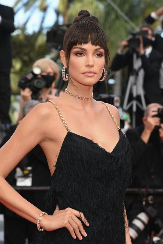 SOFIA RESING at France Screening at 74th Cannes Film Festival 07/15/2021