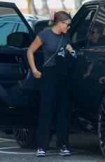 SOFIA RICHIE After Shopping at XIV Karats Ltd in Beverly Hills 07/16/2021