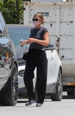 SOFIA RICHIE Out and About in West Hollywood 07/16/2021