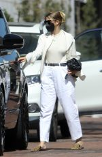 SOFIA RICHIE Shopping at Neiman Marcus in Beverly Hills 07/28/2021