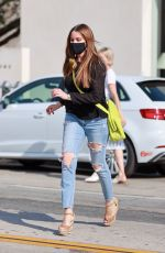SOFIA VERGARA Out Shopping in Los Angeles 07/22/2021