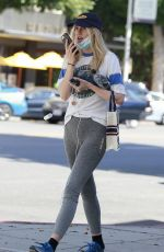 SUIKI WATERHOUSE Out and About in Beverly Hills 07/27/2021