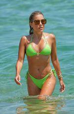 SYLVIE MEIS in Bikini at a Beach in Saint Tropez 07/22/2021
