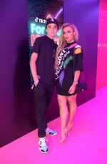TALLIA STORM at Tik Tok For You House Brought To You By Westfield in London 07/21/2021