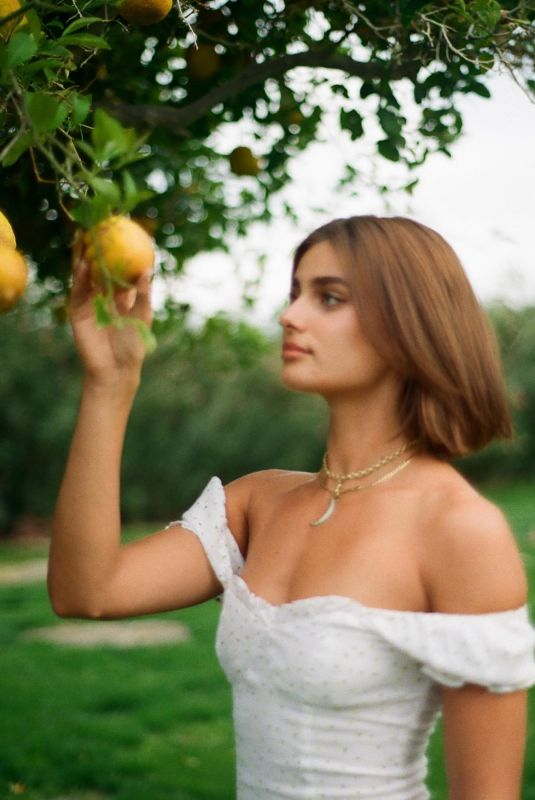 TAYLOR HILL at a Photoshoot, July 2021