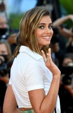 TAYLOR HILL at Tre Piani Screening at 74th Annual Cannes Film Festival 07/11/2021
