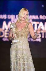 VALERIA MAZZA at Filming Italy Festival in Santa Margherita di Pula 07/22/2021