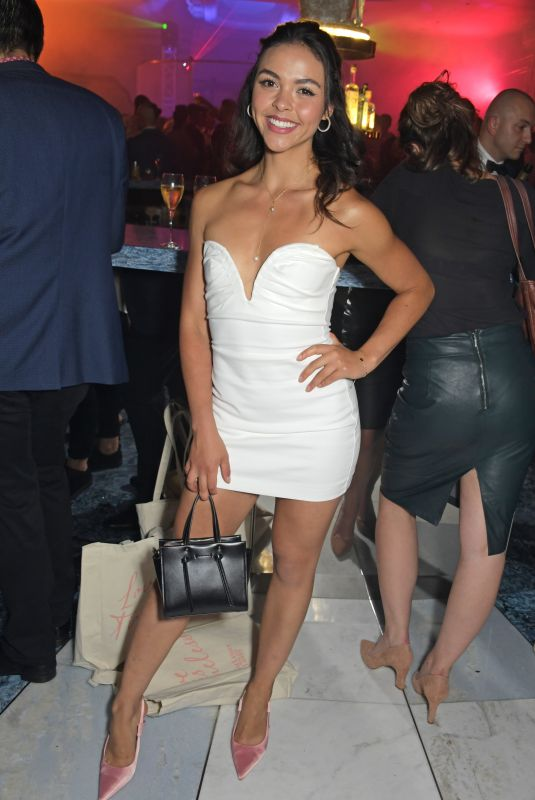 VANESSA BAUER at Park Row Restaurant Opening Inspired by DC Universe in London 07/27/2021