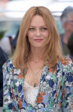 VANESSA PARADIS at This Music Does Not Play for Anyone Photoacall at 74th Cannes Film Festival 07/10/2021