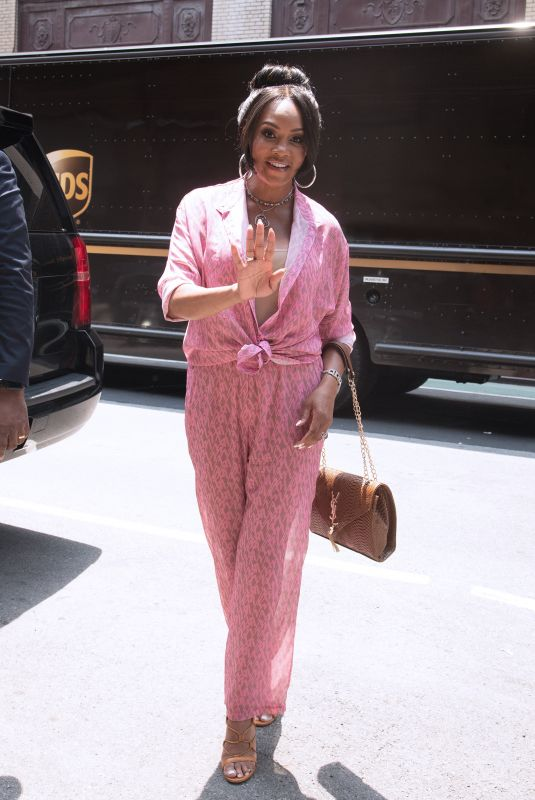 VIVICA FOX Out in New York 07/06/2021