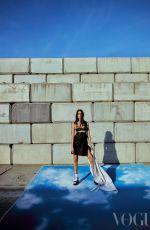 ZION MORENO for Vogue Magazine, Mexico July 2021