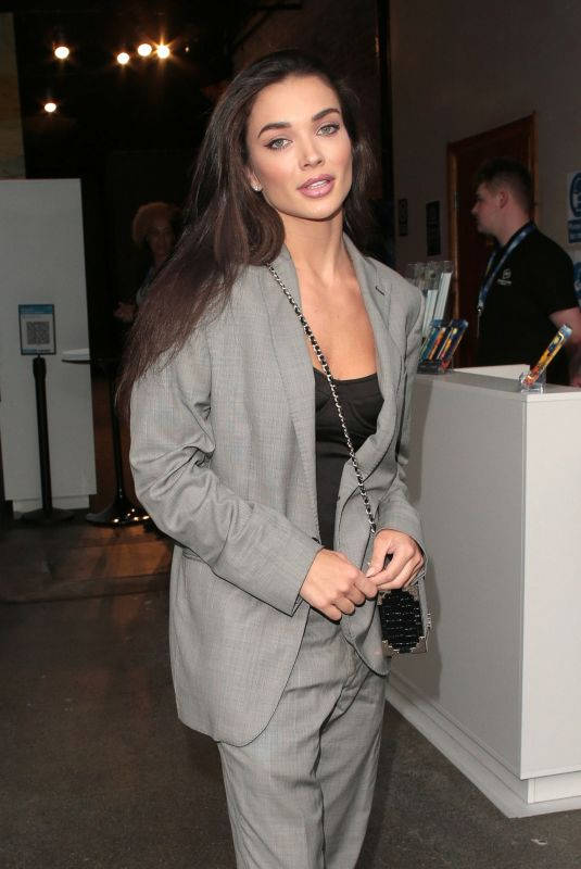 AMY JACKSON at Van Gogh Immersive Experience Private View in London 08/03/2021
