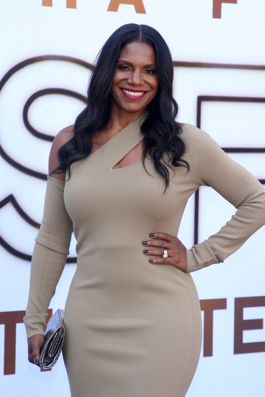 AUDRA MCDONALD at Respect Premiere in Hiollywood 08/08/2021