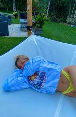 BEATRICE BOUCHARD in Bikini - Instagram Photos 08/04/2021