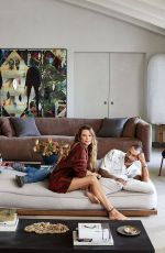BEHATI PRINSLOO in Architectural Digest Magazine, August 2021