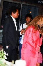 BEYONCE at Jay-Z