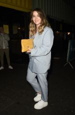 BROOKE VINCENT at EE Beatdtorm Presents Parallel Hybrid 5G Powered Club Night at Hatch in Manchester 08/19/2021