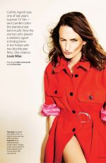 CAMILLE COTTIN in The Sunday Times Style Magazine, August 2021