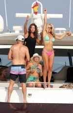 CAPRICE BOURRET in Bikini at a Beach in Formentera 08/19/2021