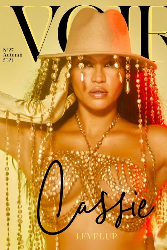 CASSIE VENTURA for Voir Magazine, August 2021
