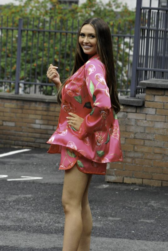 CHARLOTTE DAWSON Leaves Forever Unique in Manchester 08/19/2021