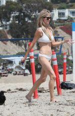 CHRISTINA ANSTEAD at Beach in Orange County 08/19/2021