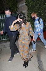 COURTENEY COX and Ed Sheeran at Giorgio Baldi in Santa Monica 08/01/2021