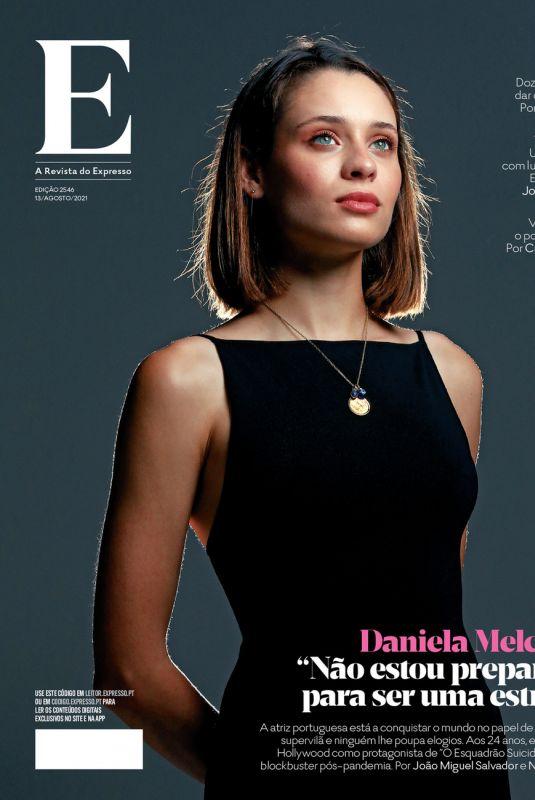 DANIELA MELCHIOR in Jornal Expresso, August 2021