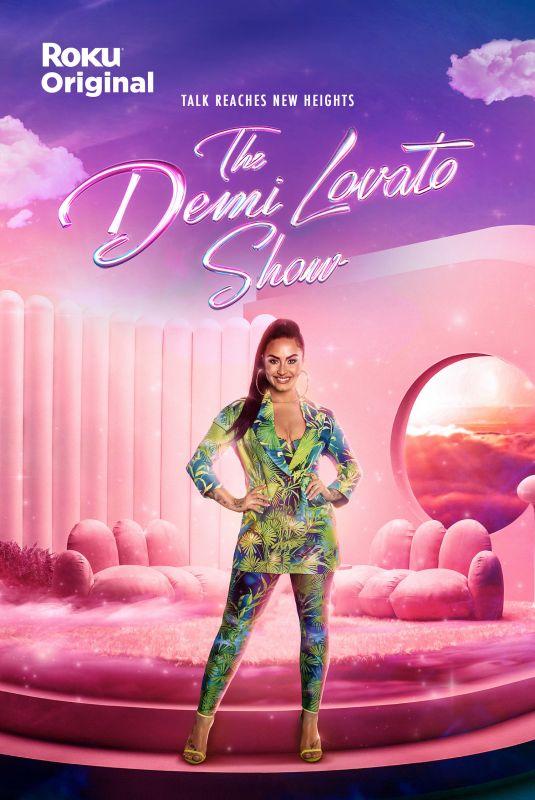 DEMI LOVATO for The Demi Lovato Show, 2021
