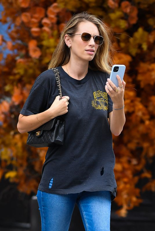 DYLAN PENN Out and About in New York 08/18/2021