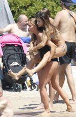 ELISABETTA CANALIS in Bikini at a Beach in Sardinia 08/01/2021