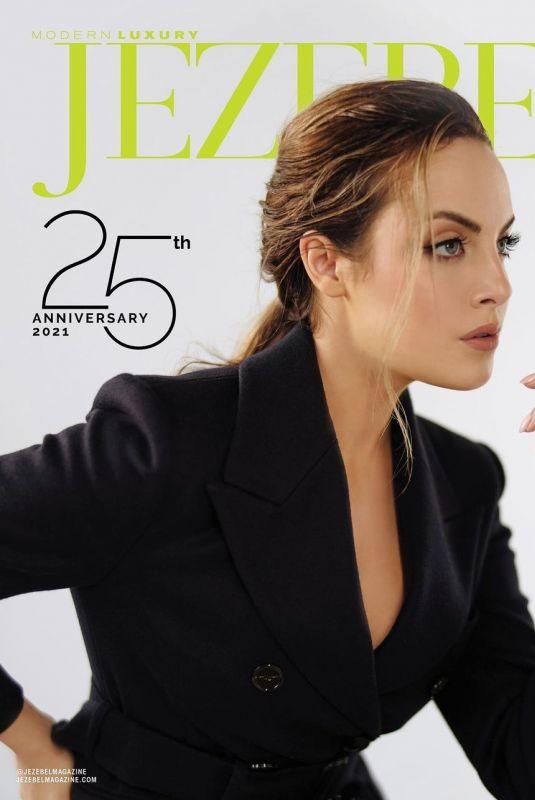 ELIZABETH GILLIES for Jezebel Magazine, August 2021