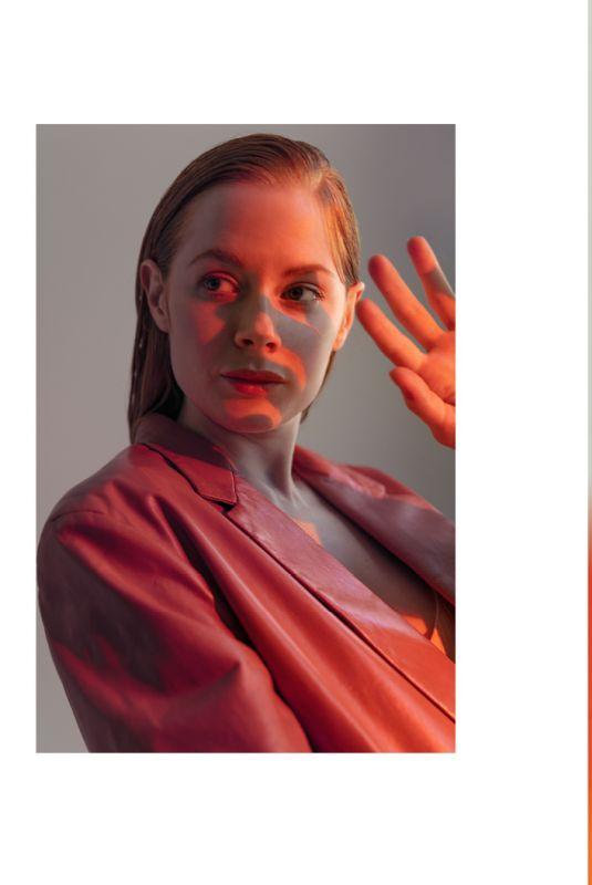 EMILY BEECHAM in Schon! Magazine, August 2021