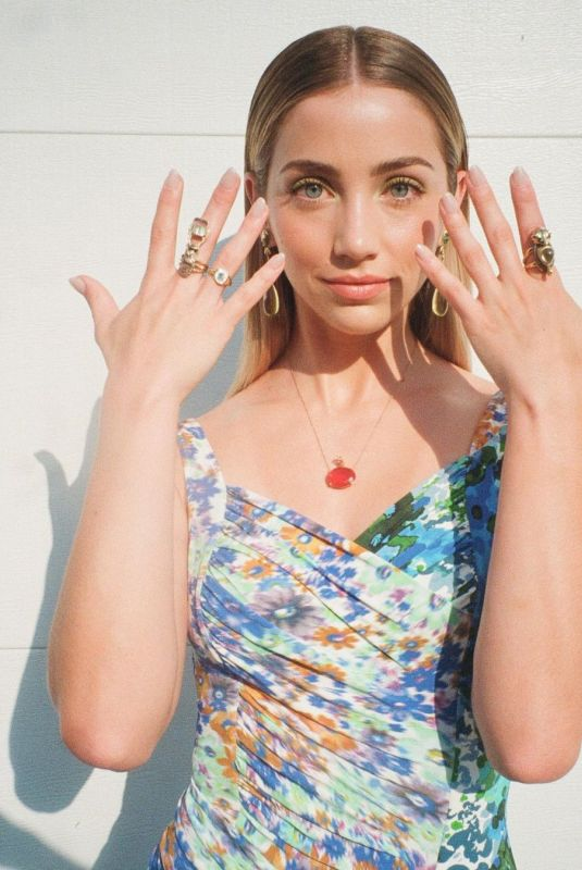 EMILY RUDD at Fear Street Premiere Photoshoot, July 2021