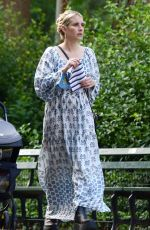 EMMA ROBERTS Out and About in New York 08/05/2021