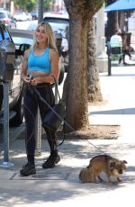 EMMA SLATER Out and About in Los Angeles 08/12/2021
