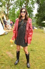 GEMMA CHAN at Veuve Clicquot Champagne Garden at Wilderness Festival 2021 at Cornbury Park 08/07/2021