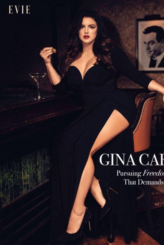 GINA CARANO for Evie Magazine, August 2021