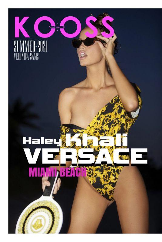 HALEY KALIL for Kooss Summer 2021
