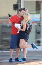 HEIDI MONTAG and Spencer Pratt Out in Beverly Hills 08/17/2021