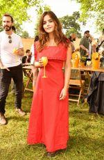 JENNA LOUISE COLEMAN at Veuve Clicquot Champagne Garden 08/07/2021